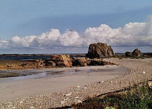 Küste bei Plougrescant