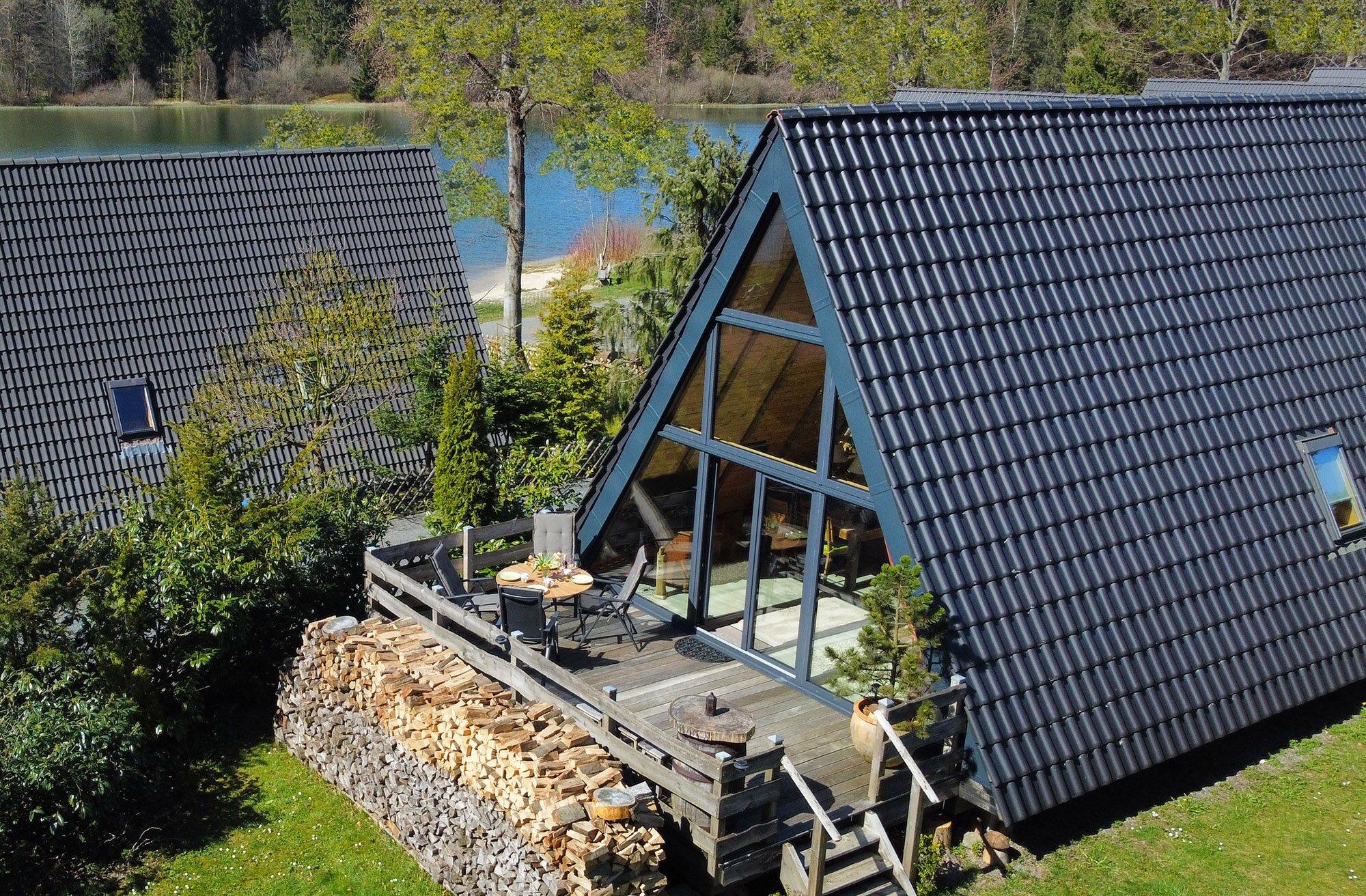 Unser 2-Bett Zimmer im Erdgeschoss