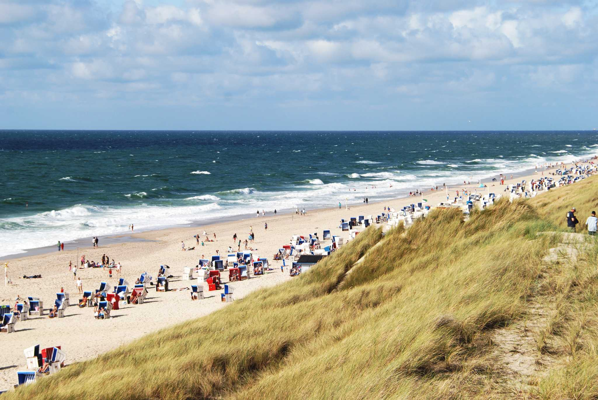 Strand in Wenningstedt