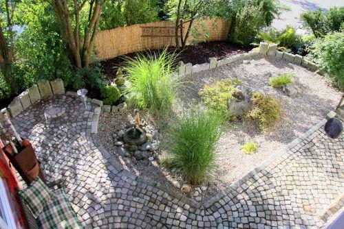 Vorgarten zum Entspannen