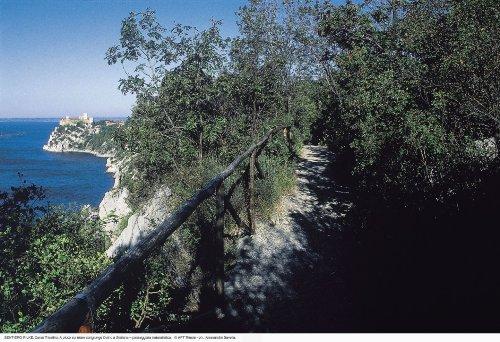 Rilkeweg und Schloss Duino