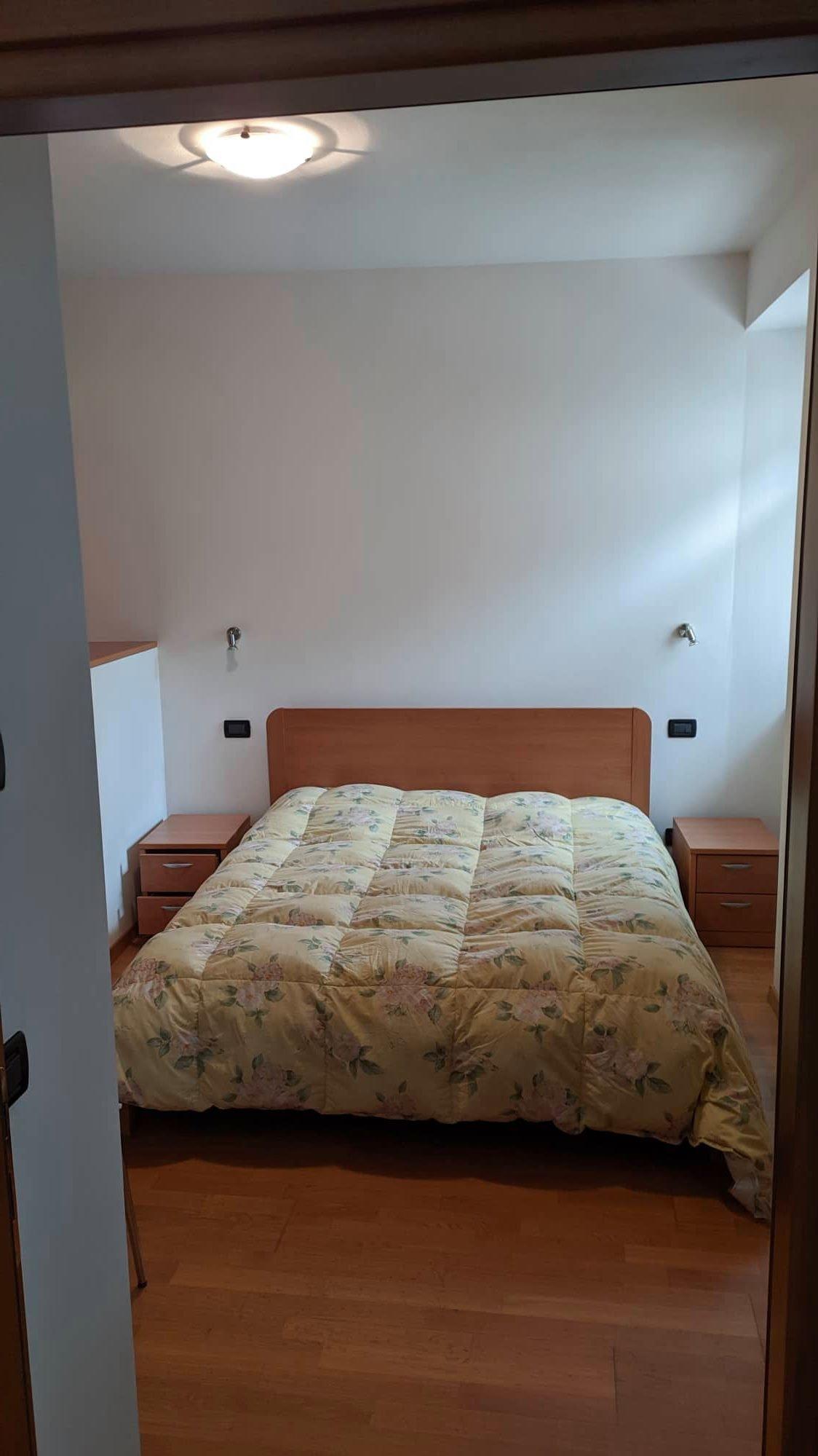 ....mit Schlafzimmer....