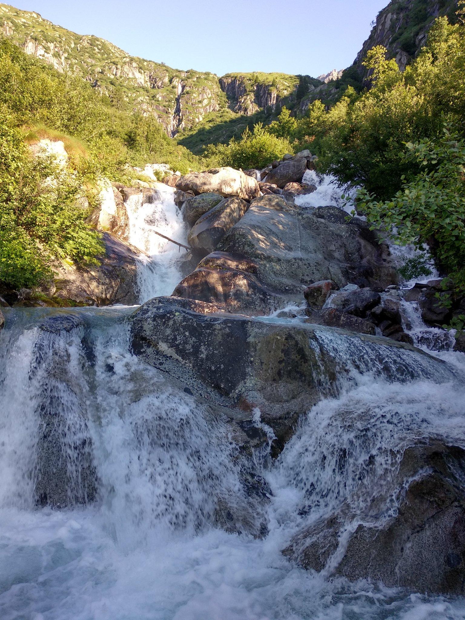 Blick aus Dos del Sabion in Pinzolo V.Re