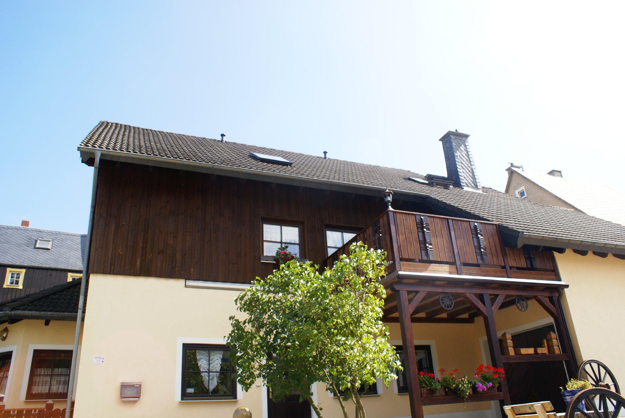Umgebung von Lauenstein