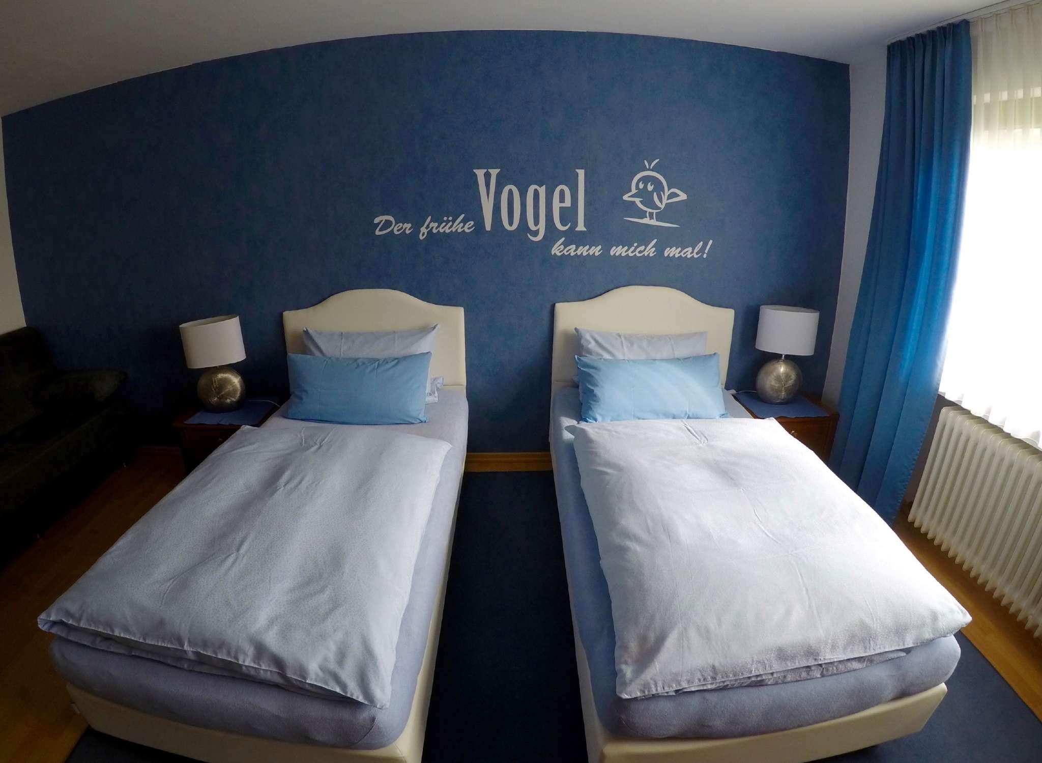 Zweite Zimmer Schlafecke