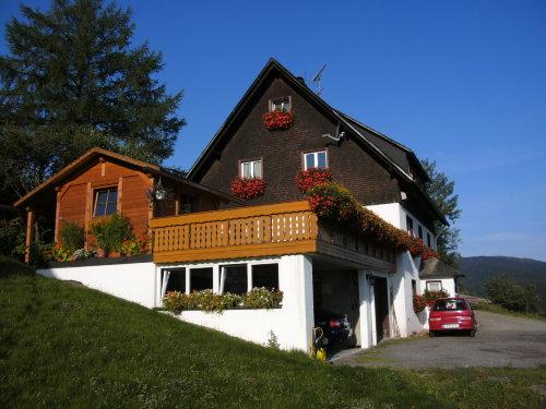Haus Wochner Ansicht Ost