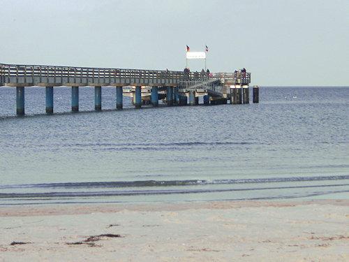 Seebrücke Schönberger-Strand