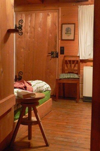 optionales Schlafzimmer