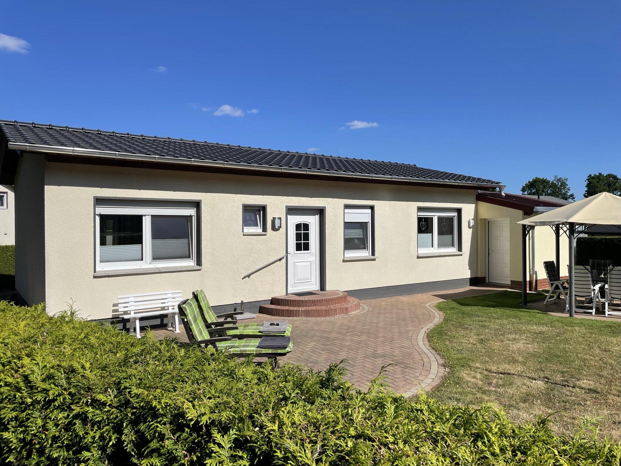 Ferienhaus am Klosterwald in Dargun