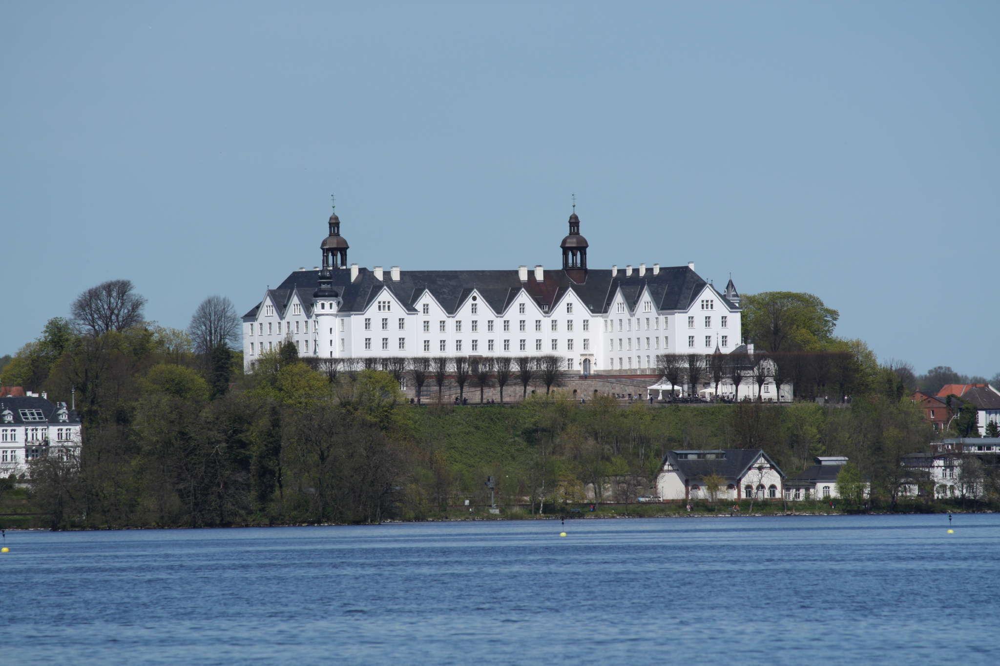 Schlosswohnung - Schlafen