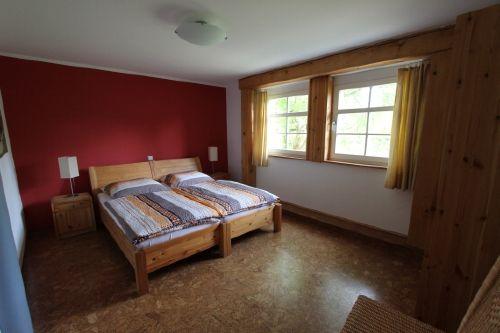Fewo Wilder Mohn (Schlafzimmer)