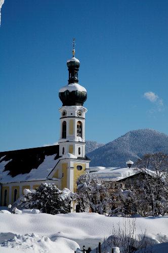 Kirche Reit im Winkl