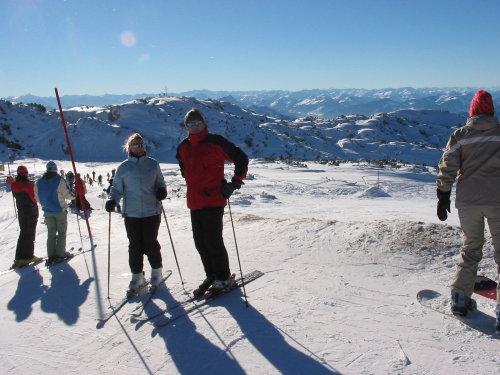Skigebiet Steinplatte / Winklmosalm