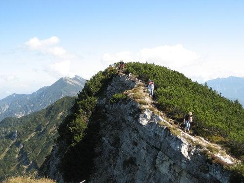 Gradwanderung Dürnbachhorn