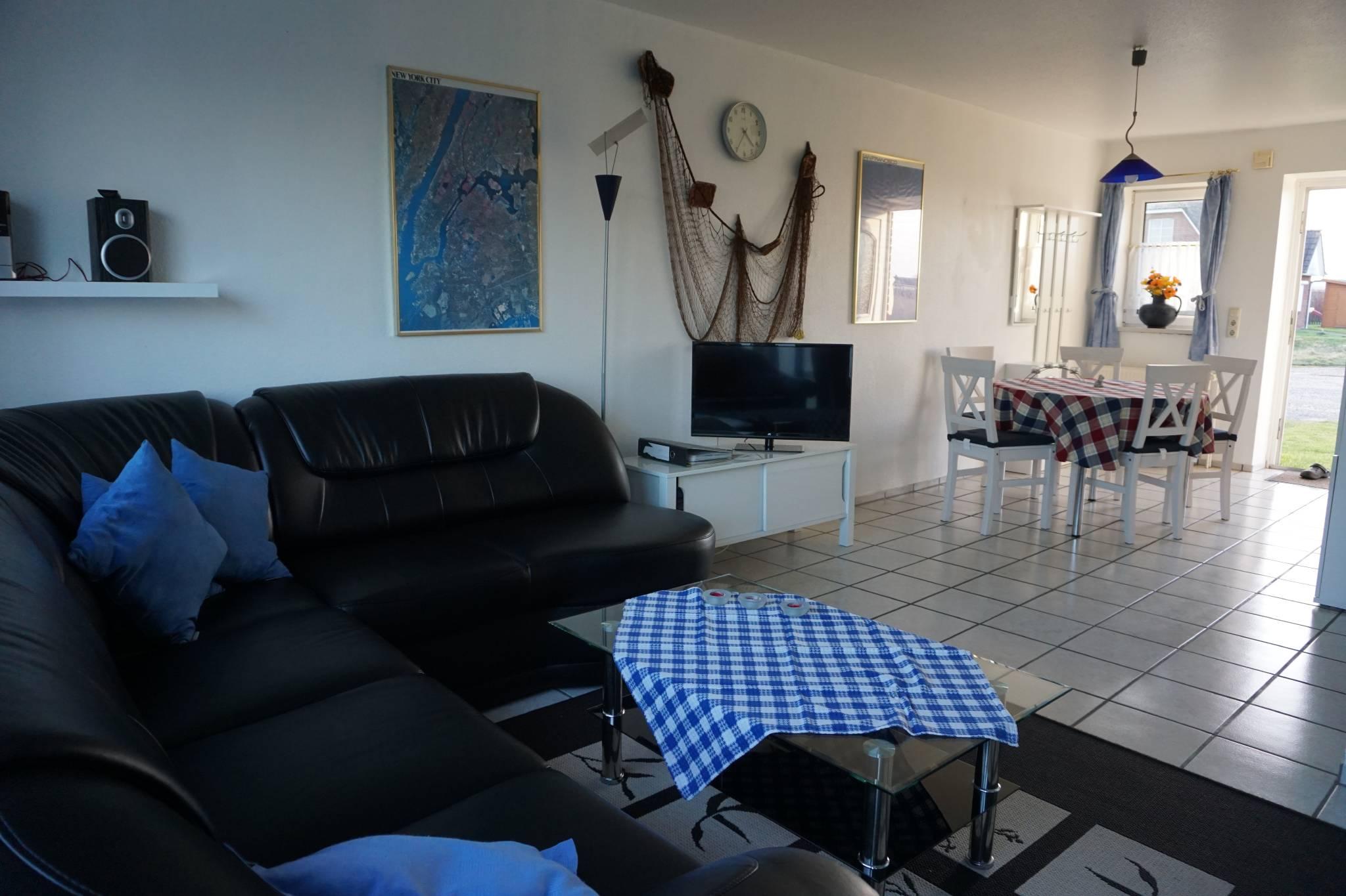 Wohnzimmer Mittelhaus B