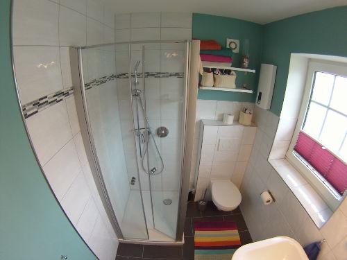 Duschen......