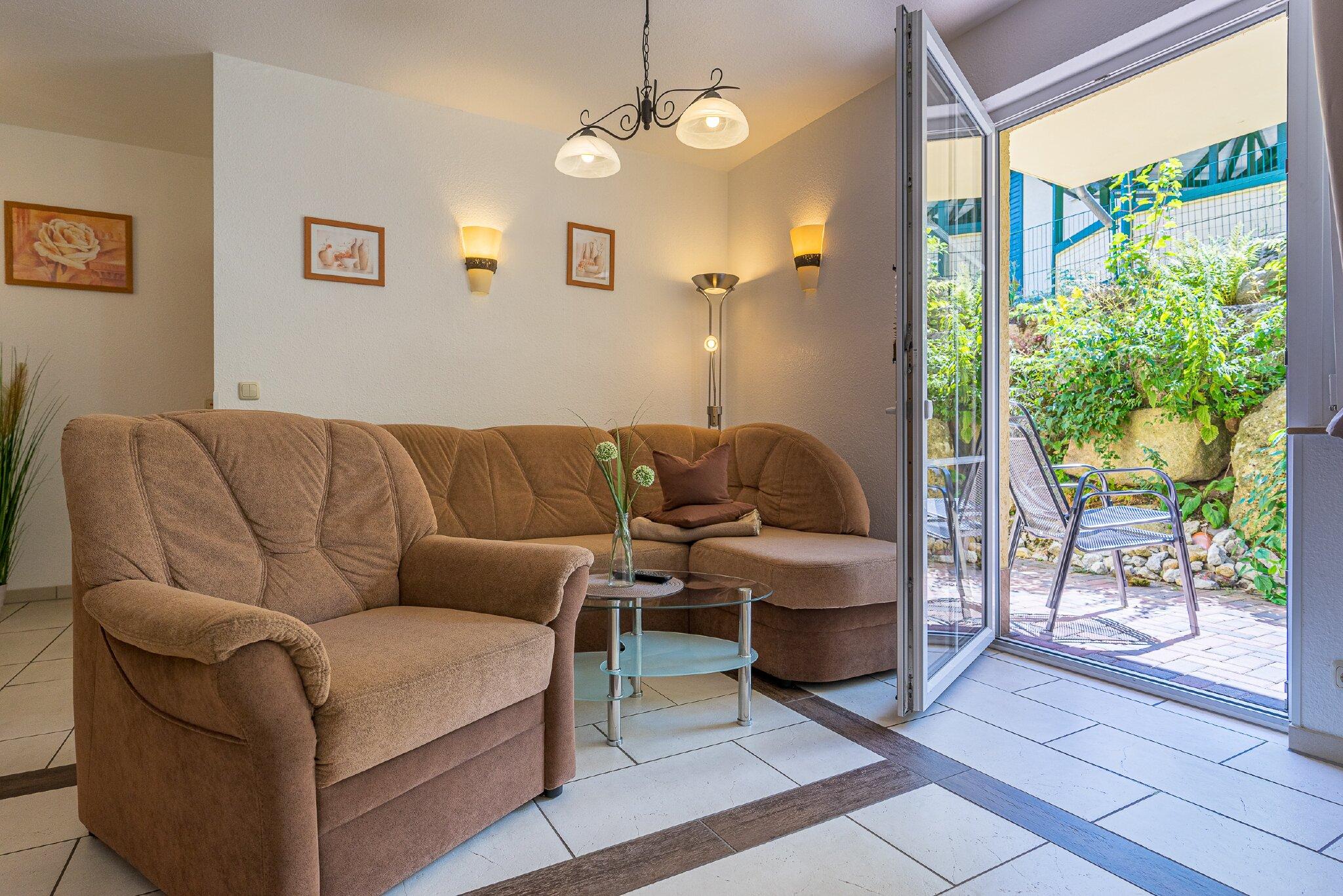 Schlafzimmer Fewo Kirchblick-Beispiel