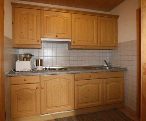 Küche vom Appartement