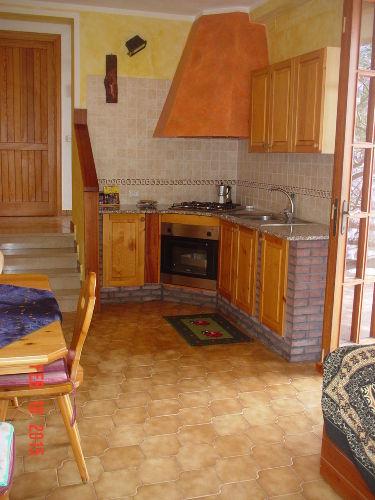Details mit Wohnzimmer und K�che