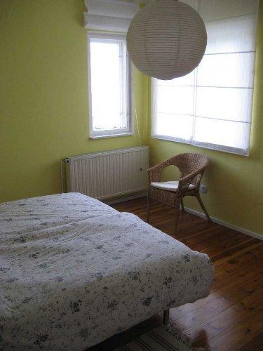Schlafzimmer I mit trennbarem Doppelbett