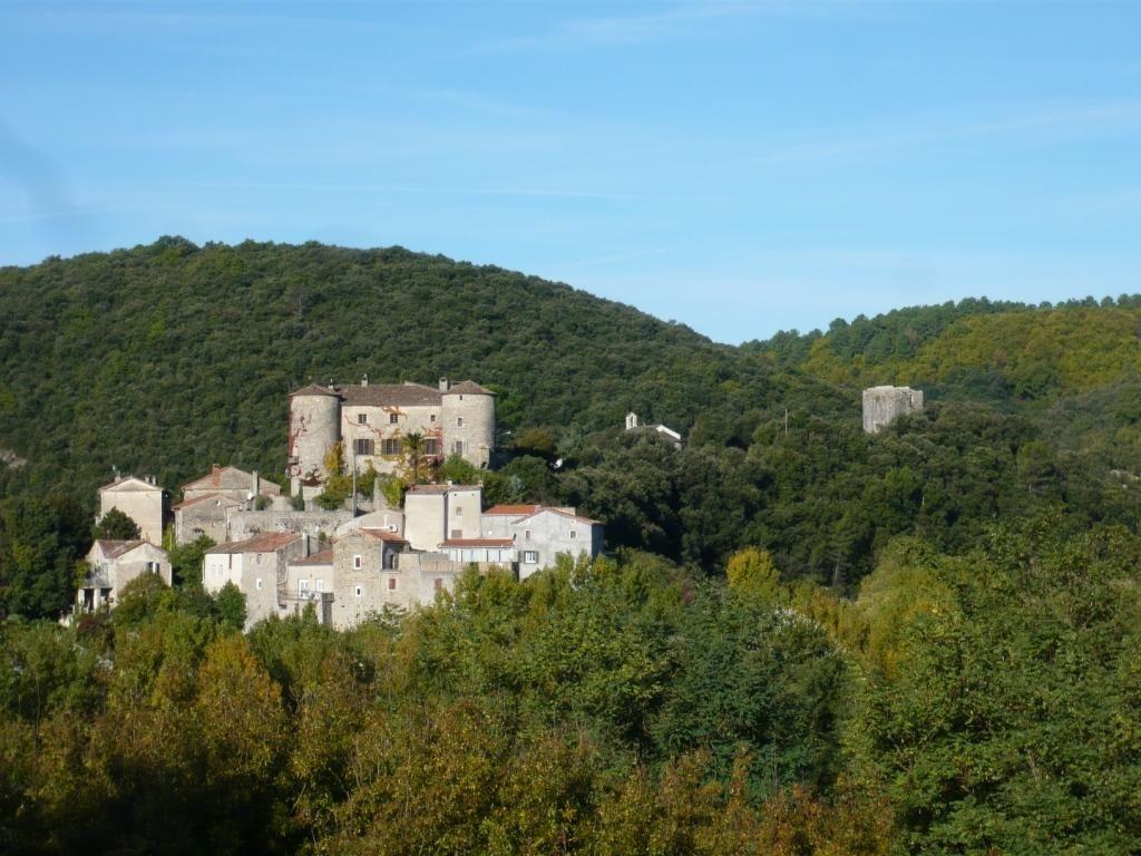 Burg mit Kapelle 11. Jh und Turm 11.Jh