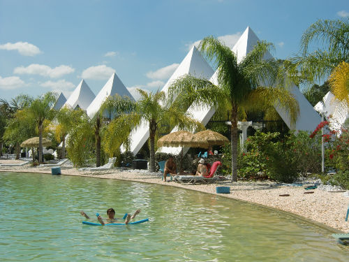 Pyramid Village in Fort Myers