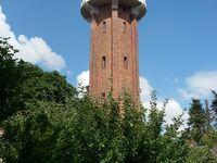 Pl�ner Wasserturm in Pl�n - kleines Detailbild