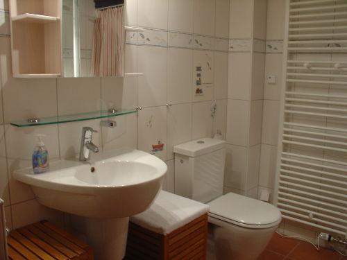 Duschbad mit WC im EG