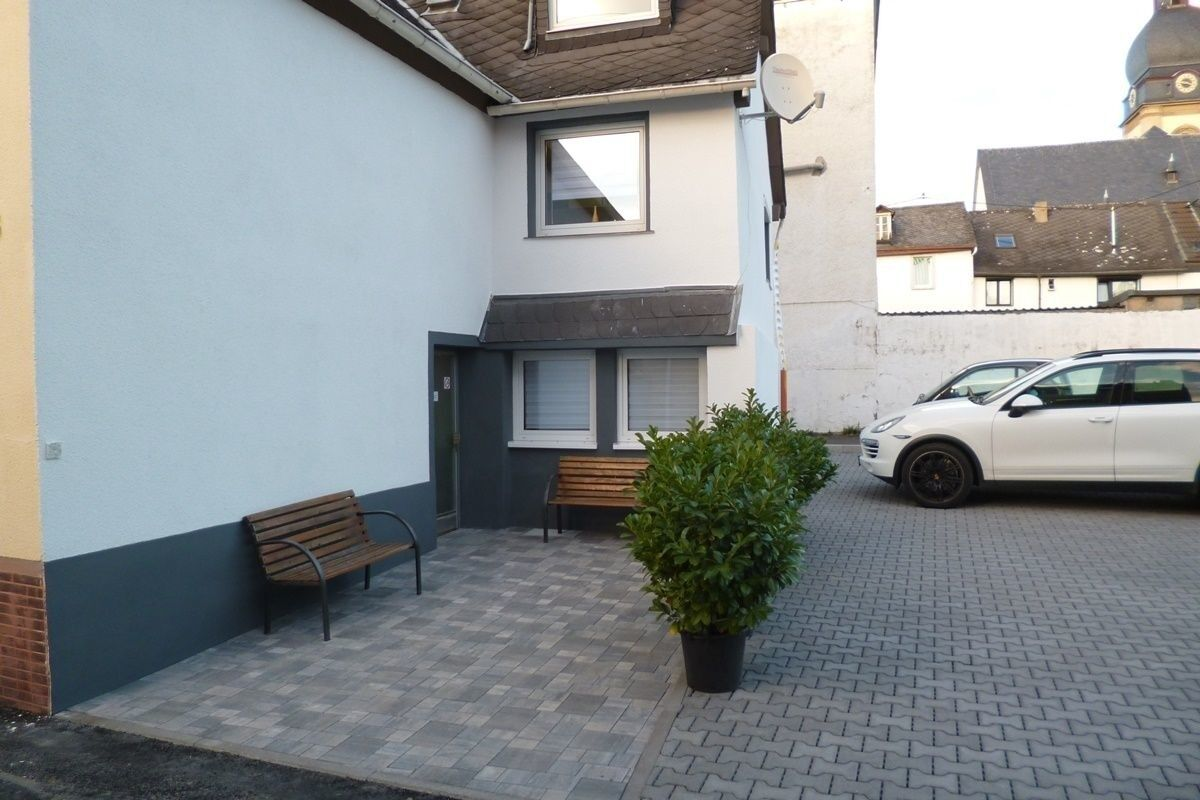 Schlafzimmer mit Dachschrägen