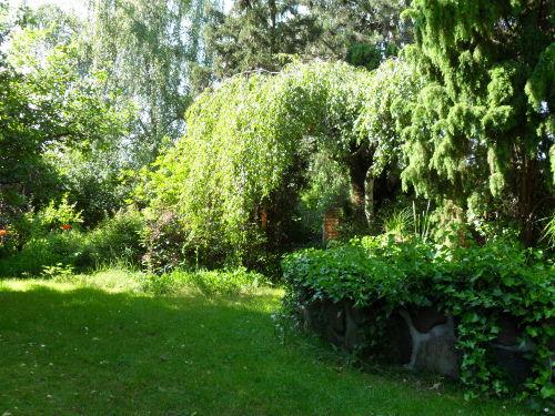 Gro�er Garten zum Wohlf�hlen