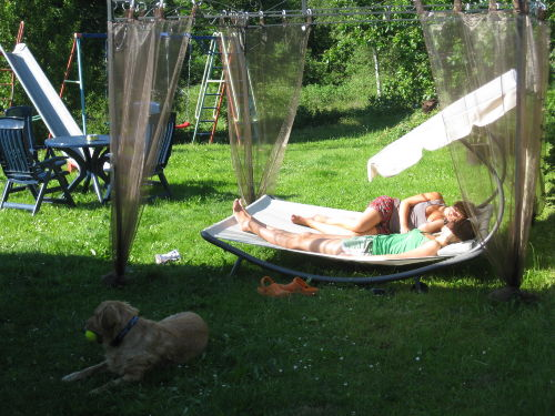 Ein Platz an der Sonne:-)
