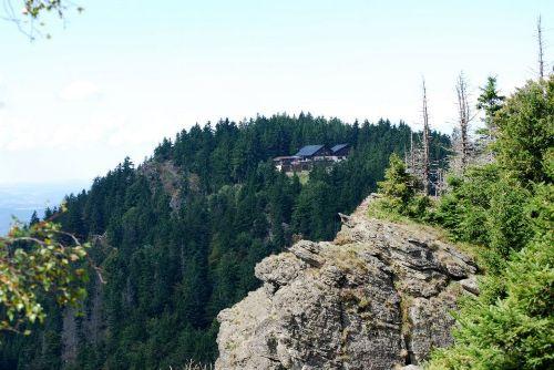Goldsteigwanderung Kötztinger Hütte