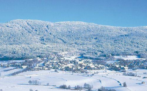 Arnbruck hat auch im Winter seine Reize!