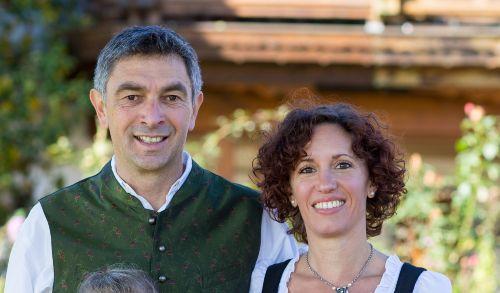 Ihre Vermieter Gerhard und Regina