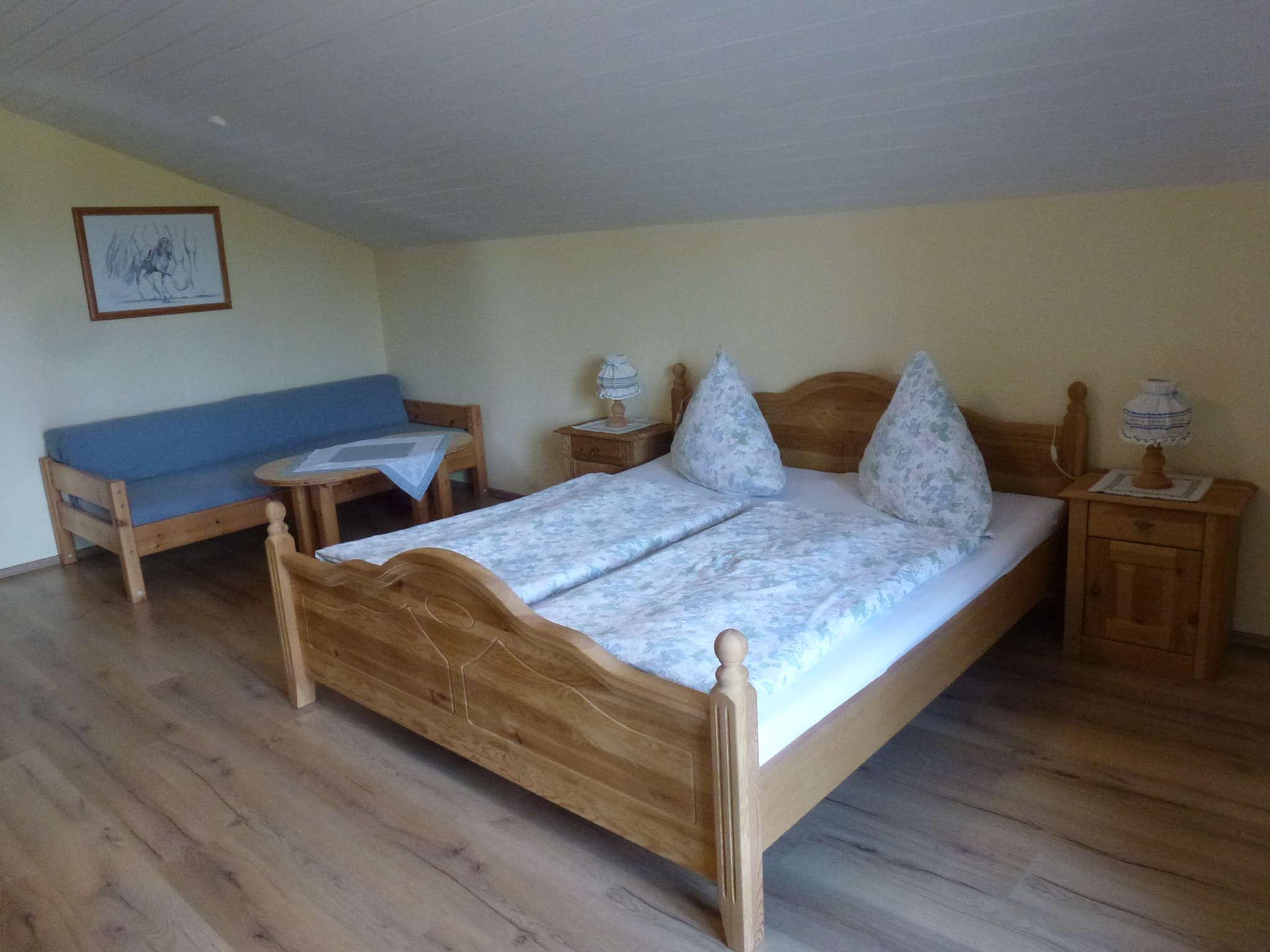 3. Schlafzimmer: Bettbreite 1,40m