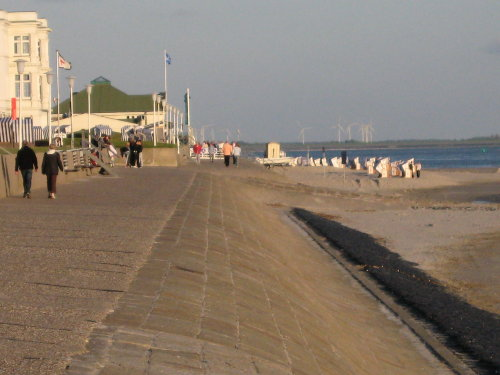 Nur wenige Meter bis zum Strand!