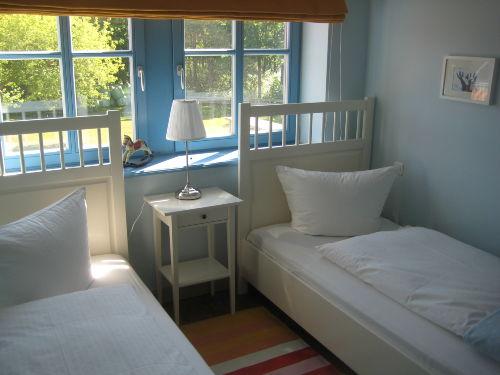 zweites Schlafzimmer im DG