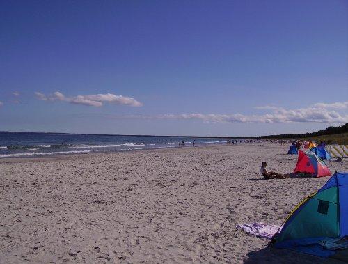 Strand in Juliusruh
