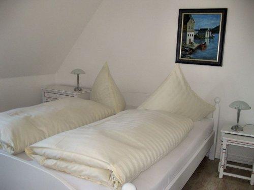 Schlafzimmer auf der Wohnebene