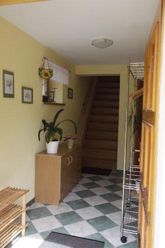 Eingangsbereich im Erdgeschoss