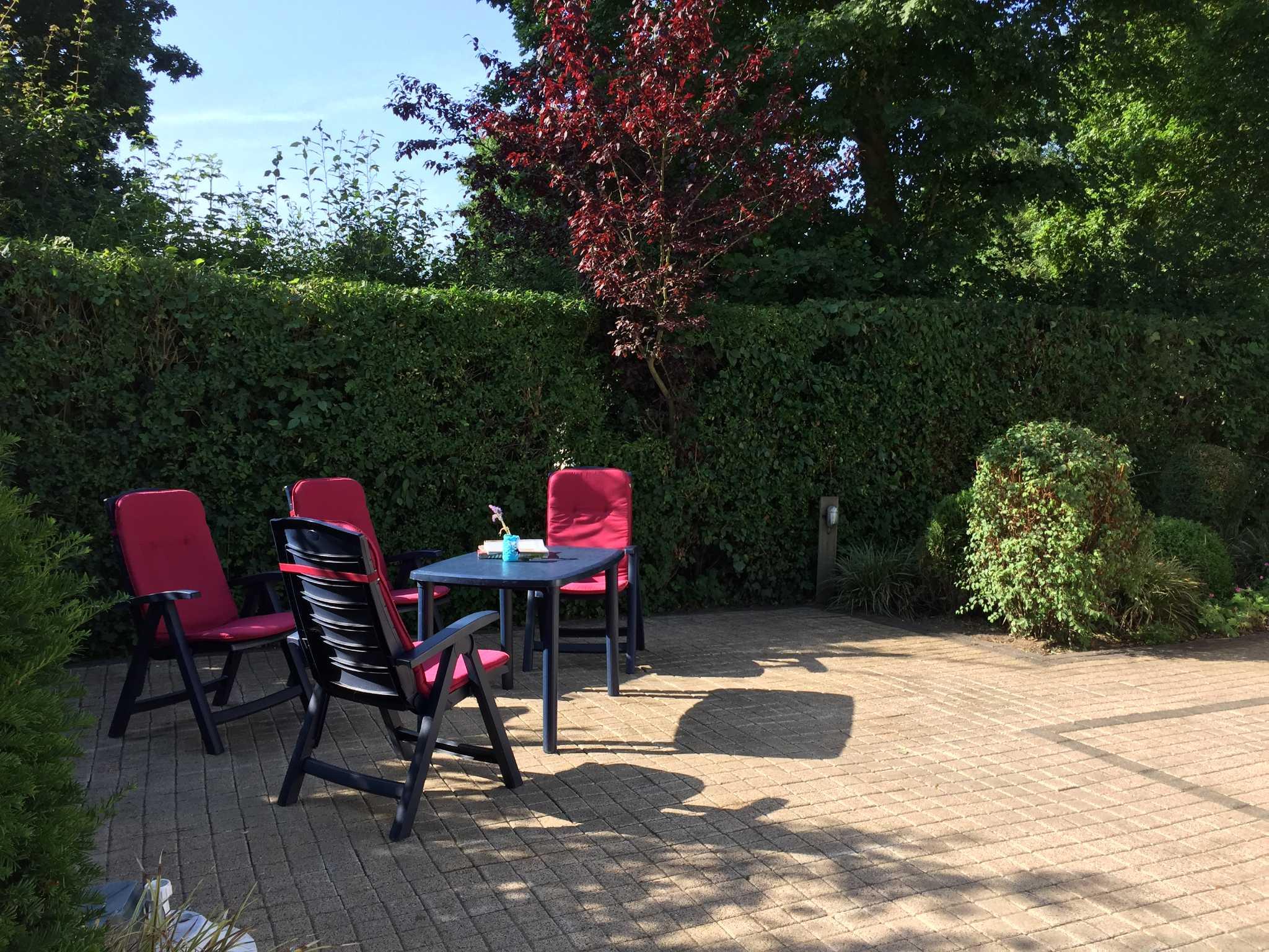 Privat Relax Garten