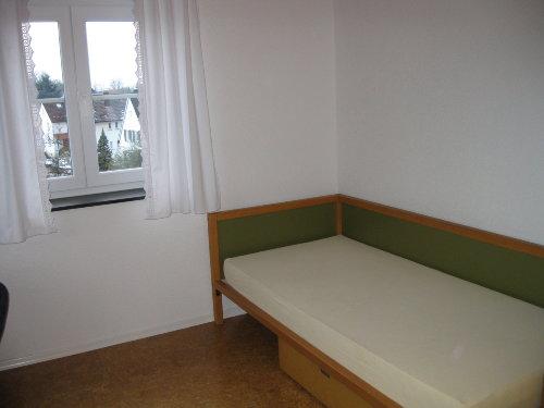 Wohnzimmer mit 3. Schlafplatz