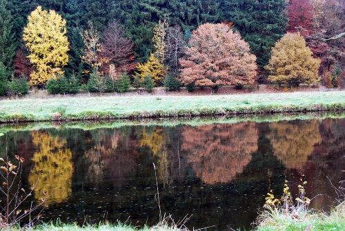 Der Herbst kündigt sich an