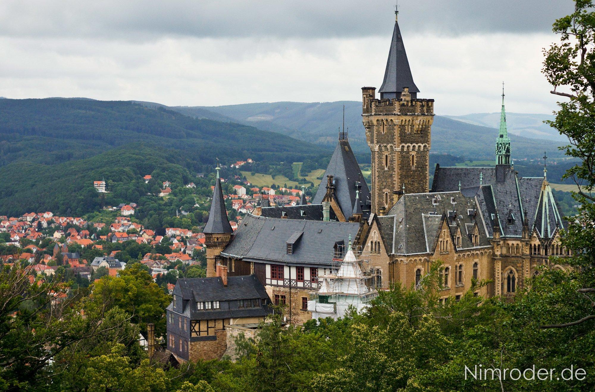 Wernigerode- das Schloss