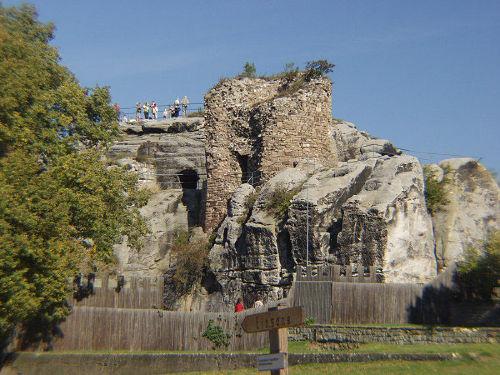 Burgruine Regenstein in Blankenburg