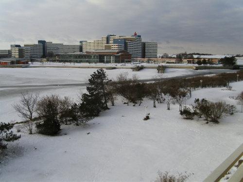 Das Kurzentrum mit AkitvHus im Winter
