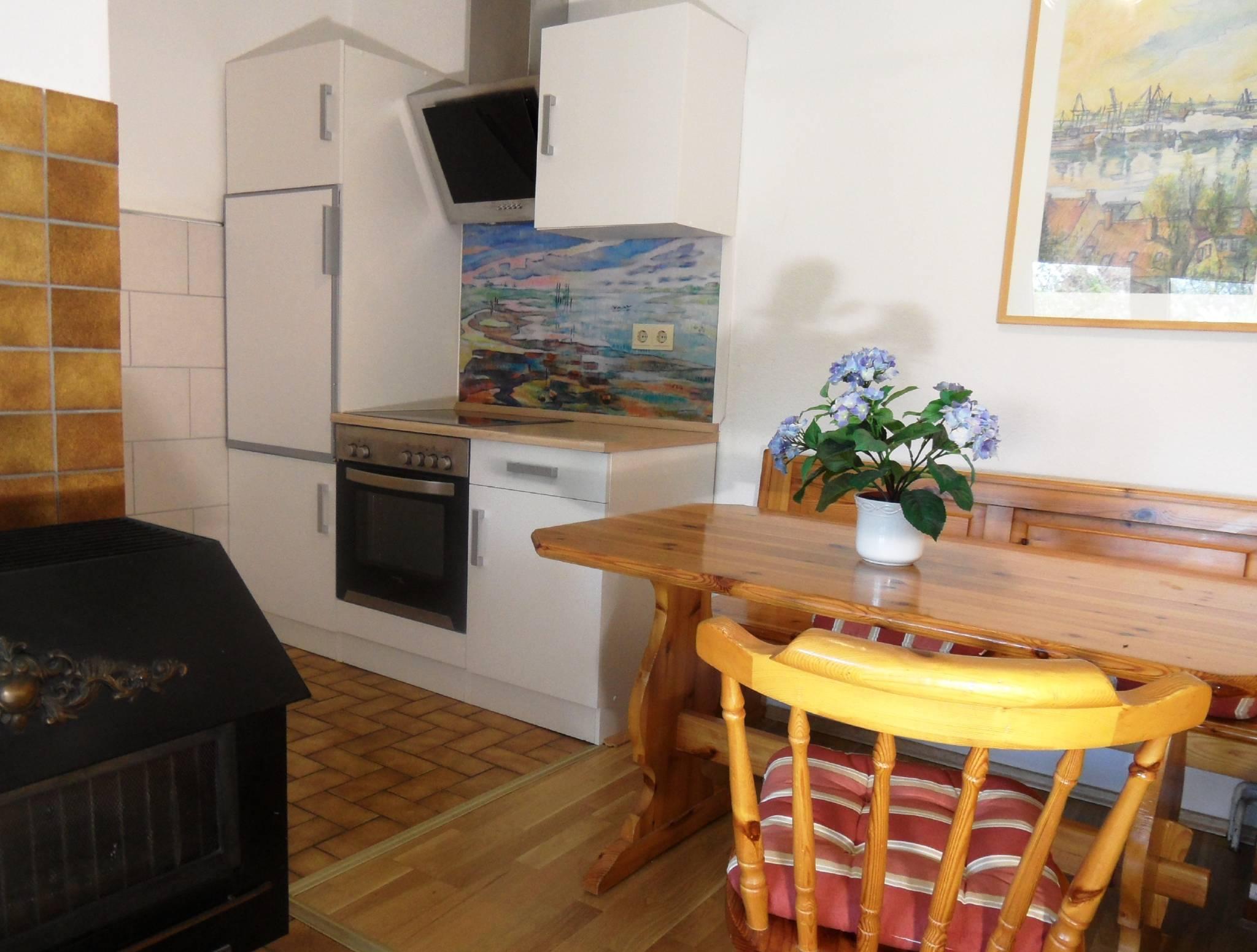 der k nstlergarten ferienwohnung 3 in garding schleswig holstein heide rubow. Black Bedroom Furniture Sets. Home Design Ideas