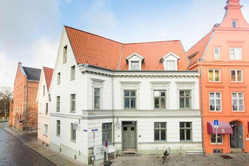 Ecke M�hlenstr.9/Schillstr.1