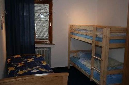 Das 2.Schlafzimmer/Kinderzimmer