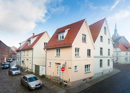 Schillstrasse 1(vorne) 2 und 3